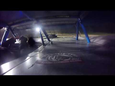 Brett McDonald Feature Latrobe Speedway 8/10/19 In-Car
