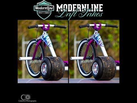 ModernLine Reverse Entry Drift Trike!
