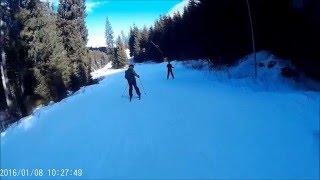Bansko Ski Road 1 Full Video 2016(Ski stage for beginers and intermediate skiers!, 2016-01-16T20:05:14.000Z)