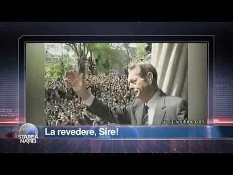 Starea Naţiei - ediţie dedicată Regelui Mihai I (@TVR1)