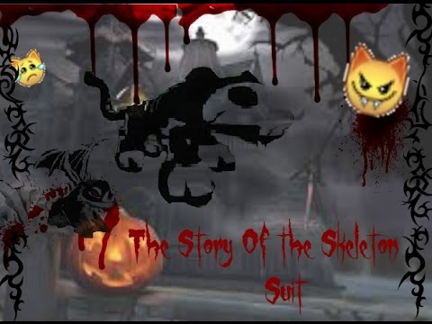 The Story of the Skeleton Suit-Halloween Special