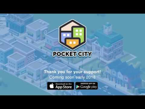Pocket City Trailer #1 (2018 City Building Game for iOS & Android)