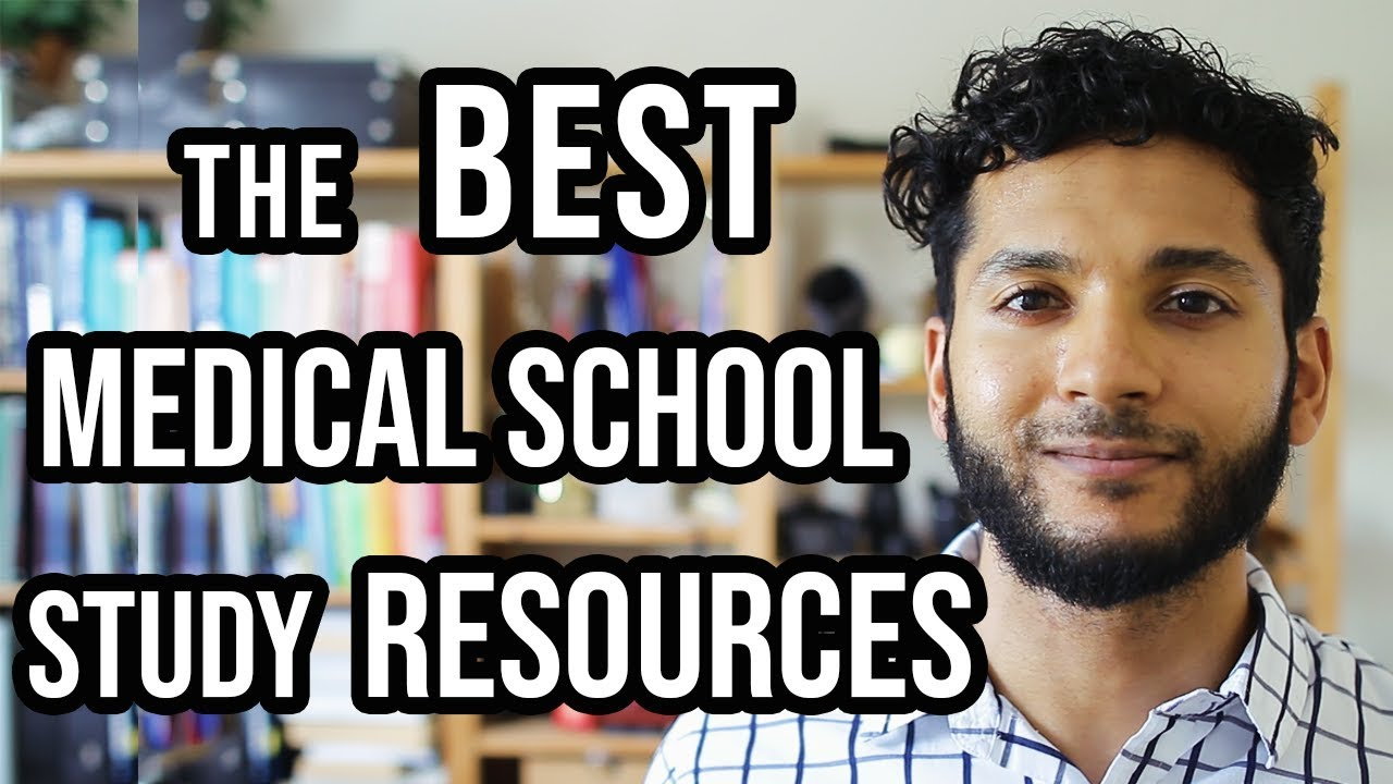 Best Study Resources in Medical School | First + Second Year | Top Tips Vlog