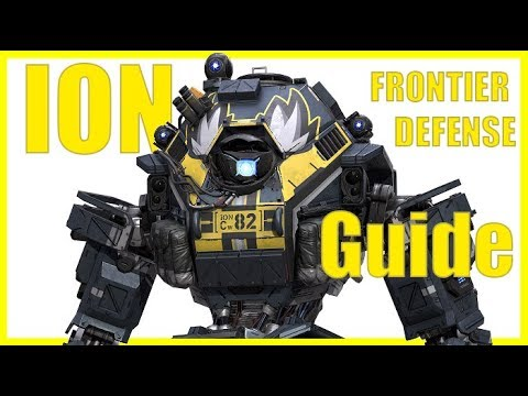 Titanfall 2   Ion Guide in Frontier Defense