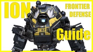 Titanfall 2 | Ion Guide in Frontier Defense