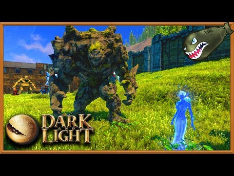 Dark and Light | Taming Water & Earth Elements, How to. #18 (Dark and Light Gameplay)