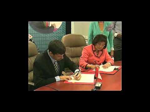 Memorandum of Understanding between Canada and Trinidad & Tobago