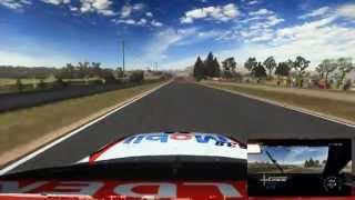 Mount Panorama Hot lap - V8 Super Cars - Grid Auto sport