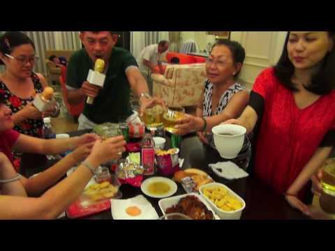 Family Reunion, MC Quynh Giang