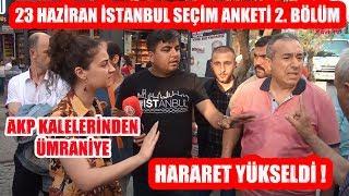 Ümraniye Hararetli Seçim Anketi ! ( İstanbul Seçim