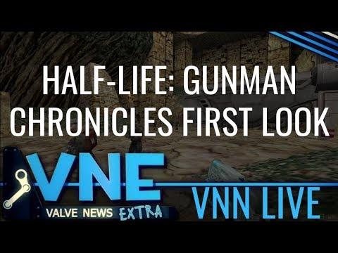 VNN Plays - Half-Life: Gunman Chronicles