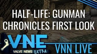 VNN Plays - Half-Life: Gunman Chronicles