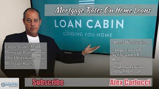Things That Determines Your Mortgage Rates On Home Loans