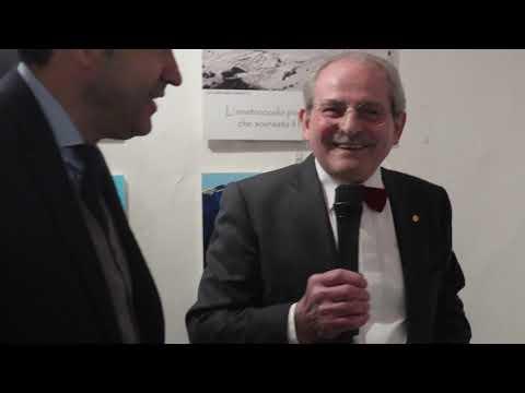 Milano Art Gallery: il direttore Salvo Nugnes intervista il maestro Gino Maria Sambucco