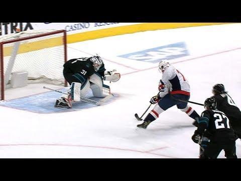 TJ Oshie nets his 500th NHL point