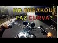 Desafio da Curva: Harley Breakout