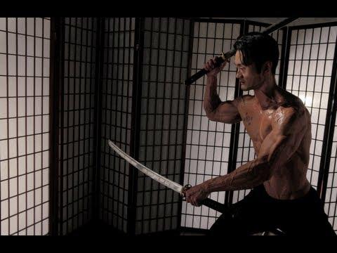Jon Komp Shin  Shirai Ryu Ninja from Mortal Kombat Legacy Season 2