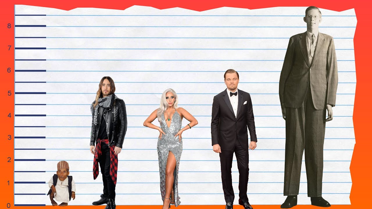 How Tall Is Jared Leto? - Height Comparison! - YouTube Jared Leto Weight