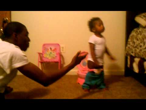 Daddy argue with daughter