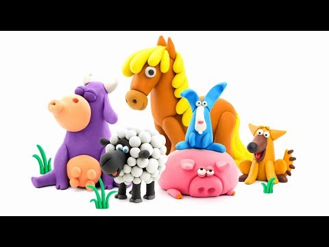 Hey Clay Animals How To Model