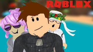 3 Teamer s vs 3 Idioten - ROBLOX