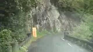 県道442号豊永赤馬長屋線(前半)