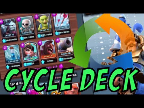 Clash Royale Hog Cycle Deck What Is It Why Is It So