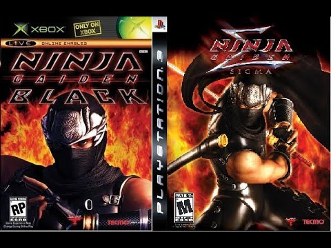 Ninja Gaiden On Xbox One And Ps3 Comparison Youtube