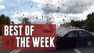 The Worst Drivers Compilation and Car Crashes - July 2015  #7