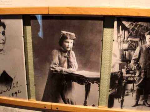Vida de August Strindberg, em Estocolmo. (Strindberg