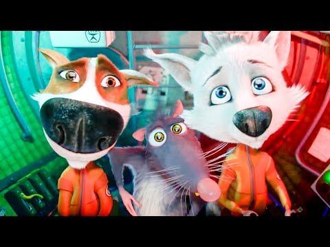 БЕЛКА И СТРЕЛКА - 3 / Русский Трейлер  #1 / Мультфильм, 2020