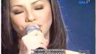 Regine sings You Were There (Live from SOP)