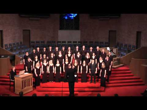 Trinity College Choir - North America Tour 2012
