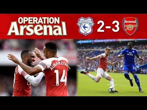 CARDIFF 2-3 ARSENAL - HOW IS CECH STILL OUR NUMBER ONE?!