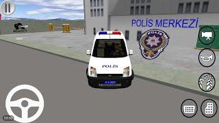 Ford connect polis arabası||oyunlar oyna||oyun oburu
