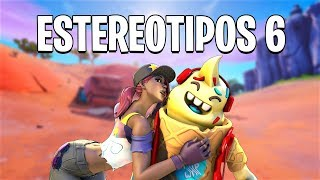 Skins stereotypes in Fortnite 6