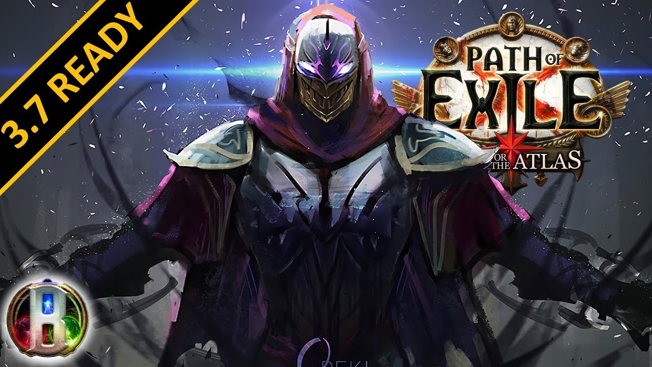 Path Of Exile 3 7 Critical Blade Vortex Build Assassin Shadow Legion Youtube