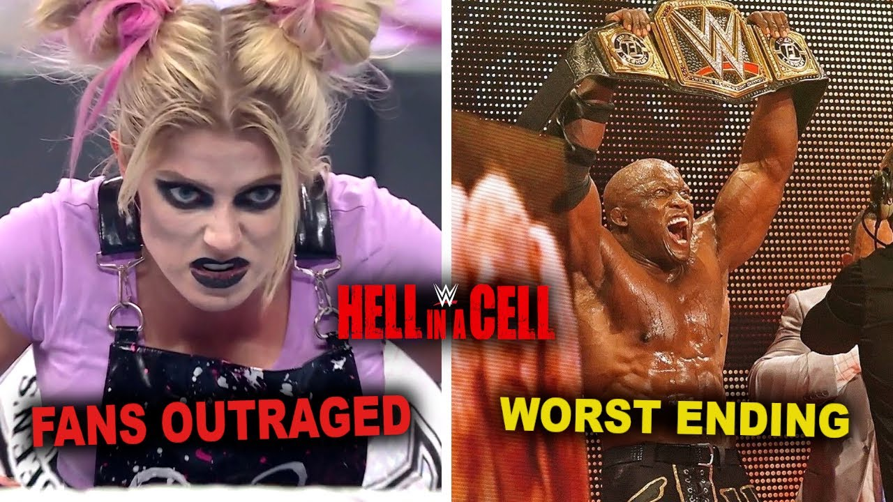 WWE Hell In A Cell 2021: Bobby Lashley Could Feud With ...