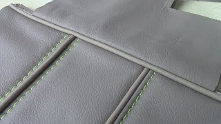 French Seams & Flat Felled Seams with Piping TIPS (Part 1)