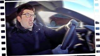 DRIFTEN mit Elektroautos? - Mein EISKALTER Vlog