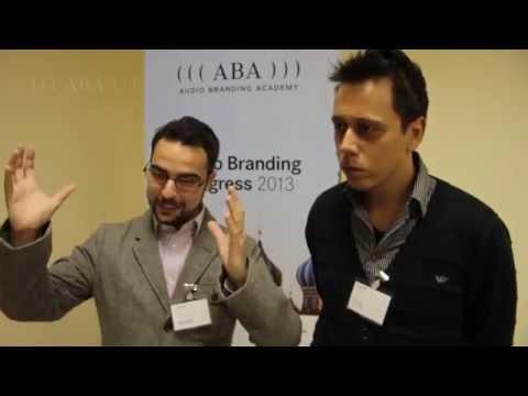 Audio Branding Congress 2013 Interview: Paulo Dytz & Bruno Alcalde (B Sound Thinking)