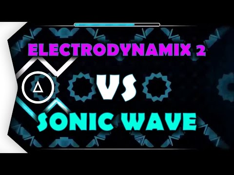 """""""Electrodynamix 2"""" in Sonic Wave 