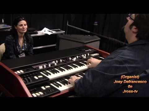 James Ross @ (Organist) Joey Defrancesco: