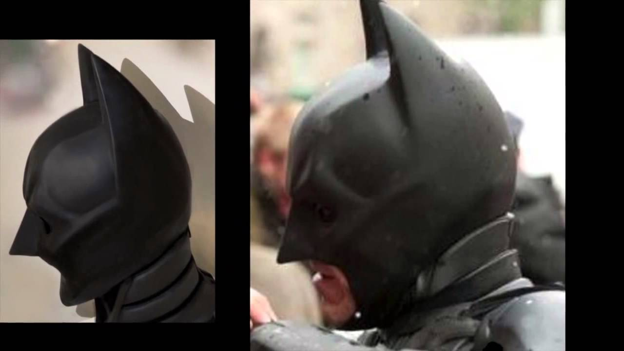 Batman Cowl Mask Armor For Sale