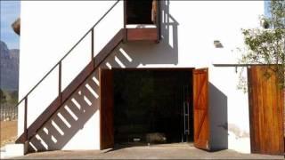 Japie Laubscher - Die Ou Waenhuis (The Old Barn)