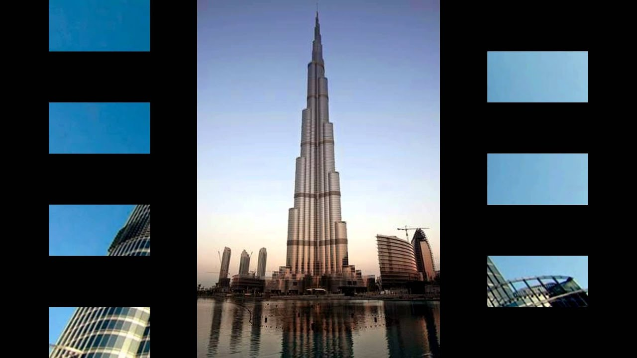 burj khalifa wallpapers and little description - youtube