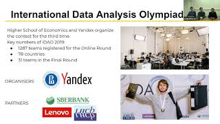 HSE Master of Data Science Admissions Webinar - English Version
