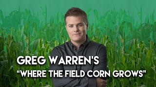Greg Warren Has A New Comedy Special Out