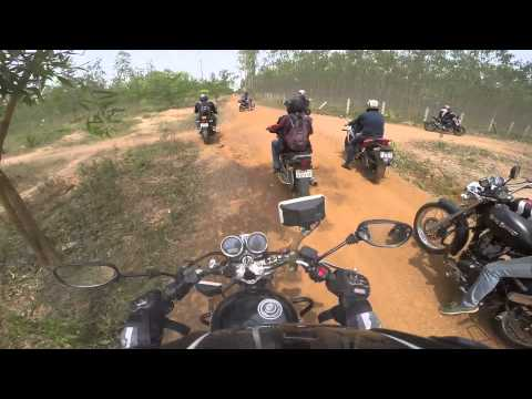 XKMPH 8th Anniversary ride to Bishnupur (Bankura) 2015