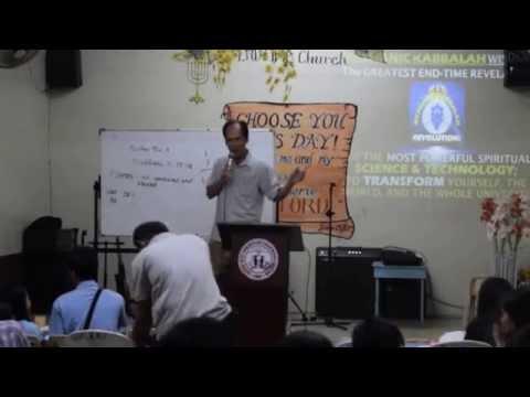 INTRO TO GOD'S MESSIANIC KABBALAH, Part 2